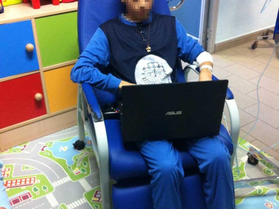 Un computer per i ragazzi