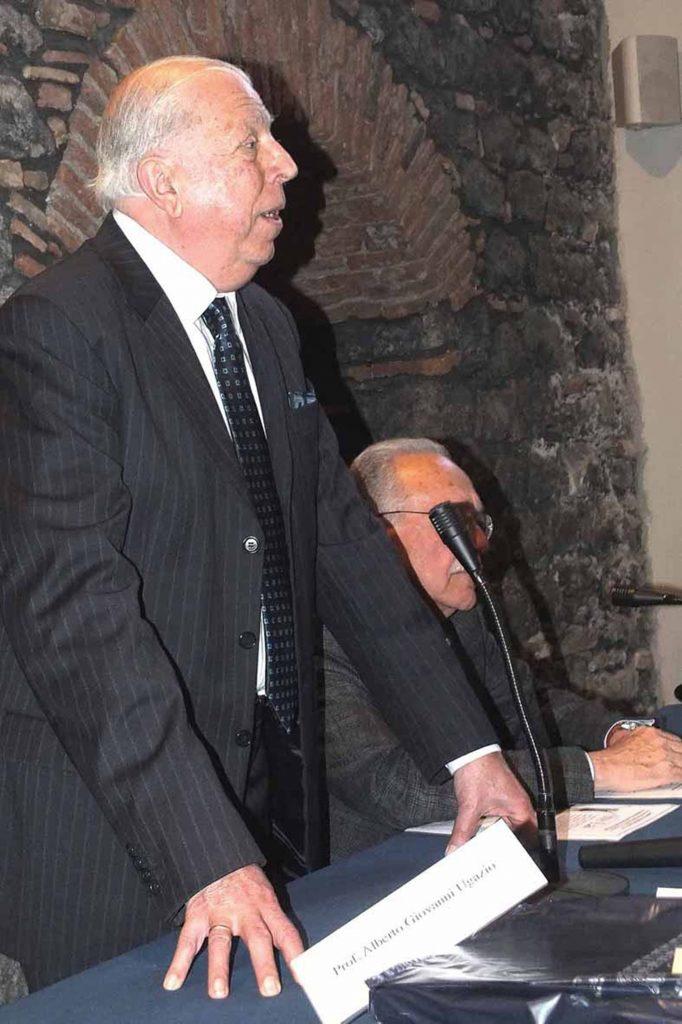 Prof. Claudio Zanghì, fondatore e presidente Ste.La