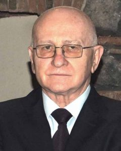 Prof. Alberto Giovanni Ugazio, presidente società italiana di pediatria