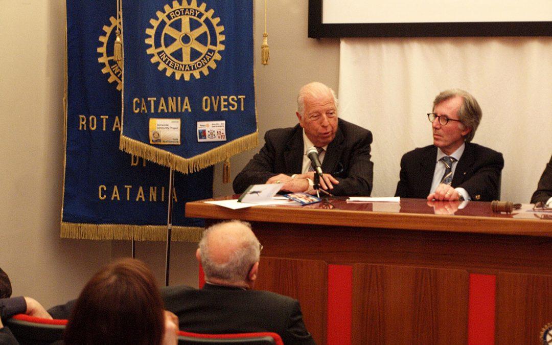 Riunione al Rotary